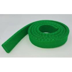 Filc tkany na ramiak tylny 1300 x 28 x 8 mm, zielony