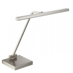 Lampa pianinowa   CALMATA  LED, inox