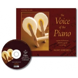 Oorebeek, A, The Voice of the Piano, wersja angielska DVD, 45 min