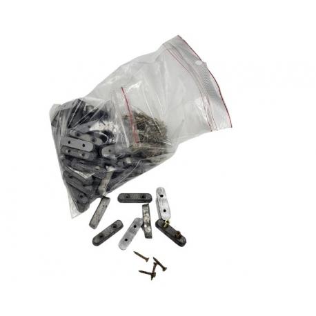 Sztabki z ołowiu do wyważania klawiatury, wym.8 x