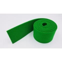 Filc tkany na ramiak tylny 1300 x 60 x 7 mm, zielony